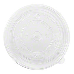 Karat® PP Flat Lid For 24-32 oz. Food Container