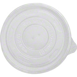 Karat® PP Flat Lid For 6-16 oz. Food & Gourmet Container