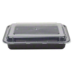 Karat® PP Injection Molded Food Containers w/Lids