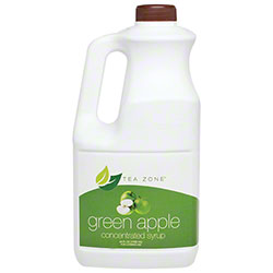 Tea Zone® Concentrated Syrup - Green Apple