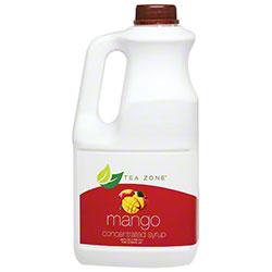 Tea Zone® Concentrated Syrup - Mango