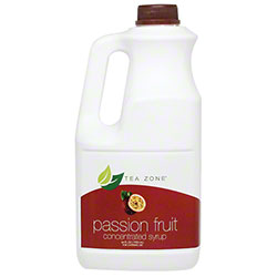 Tea Zone® Concentrated Syrup - Passion Fruit