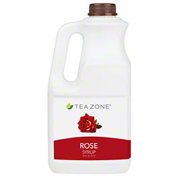 Tea Zone® Concentrated Syrup - Rose