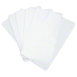 "Karat® 1/8 Fold Dispenser Napkin - 13.5"" x 7"", White"