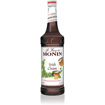 Monin® Irish Cream Flavored Syrup - 750 mL
