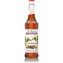Monin® Cinnamon Flavored Syrup - 750 mL