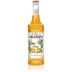 Monin® Mango Flavored Syrup - 750 mL