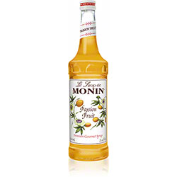 Monin® Passion Fruit Flavored Syrup - 750 mL