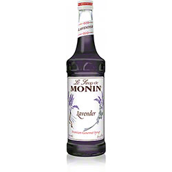 Monin® Lavender Flavored Syrup - 750 mL