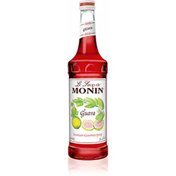 Monin® Guava Flavored Syrup - 750 mL
