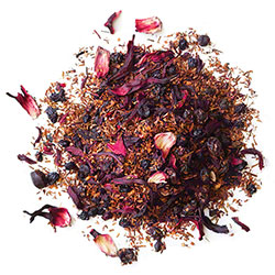 Rishi Blueberry Rooibos Organic Caffeine-Free Herbal Blend