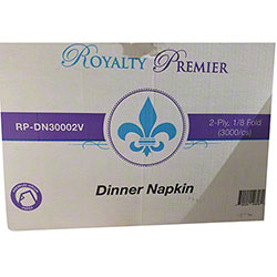 Royalty 2 Ply Dinner Napkin