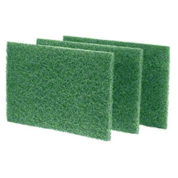 Royal Medium Duty Scouring Pad - Green -1/20