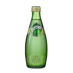 Perrier Mineral Water - 11 oz.
