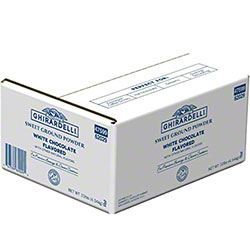Ghirardelli White Chocolate Powder - 10 lb. Box