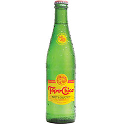 Topo Chico® Mineral Water Twist of Grapefruit - 12 oz.
