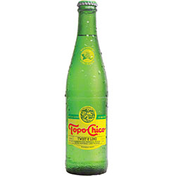 Topo Chico® Mineral Water Twist of Lime - 12 oz.