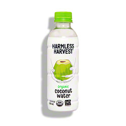 Harmless Harvest Raw Organic Coconut Water - 8.75 oz.
