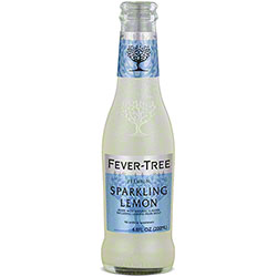 Fever Tree Sparkling Lemon Water - 200 mL