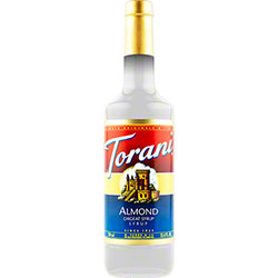 Torani® Almond (Orgeat) Syrup - 750 mL