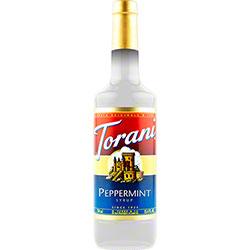 Torani® Peppermint Syrup - 750 mL