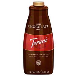 Torani® Dark Chocolate Sauce - 64 oz.