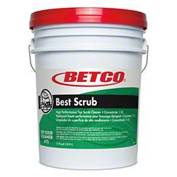 Betco® Best Scrub Top Scrub Cleaner - 5 Gal. Pail