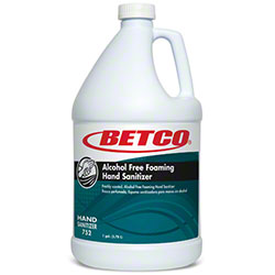 Betco® Alcohol Free Foaming Hand Sanitizer - Gal.