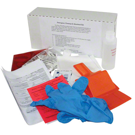 Impact® Deluxe Cleanup and Absorbent Kit