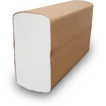 "White Multifold Towel - 9.25"" x 9.5"""