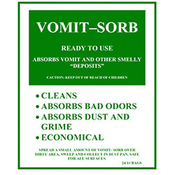 Clean Sweep Vomit-Sorb - 1 lb.