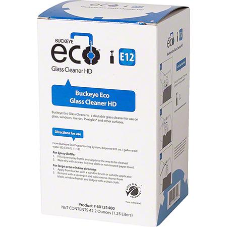 Buckeye® Eco® E12 Glass Cleaner HD - 1.25 L