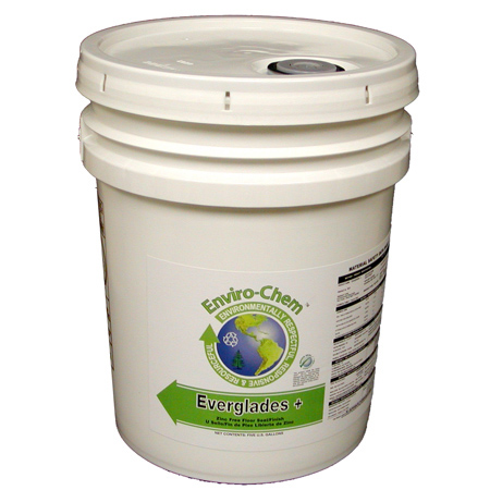 Enviro-Chem Everglades Zinc Free UHS Floor Seal/Finish - Gal