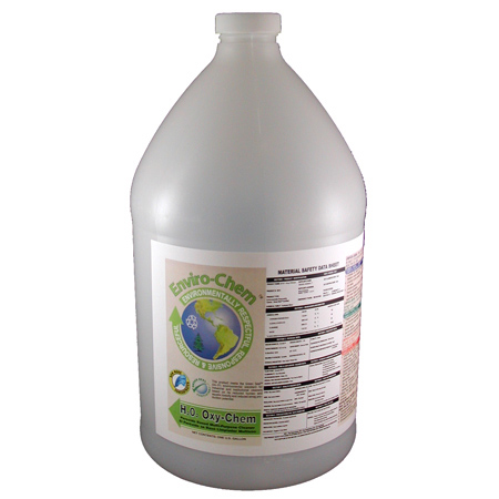 Enviro-Chem™ H2O2 Oxy-Chem Peroxide Based Cleaner - Gal