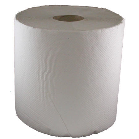 "Enviro-Soft White Universal Roll Towels - 8"" x 425'"