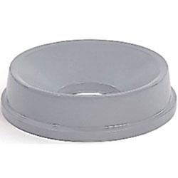 Enviro-Brands™ 32-Gallon Funnel Top - Gray