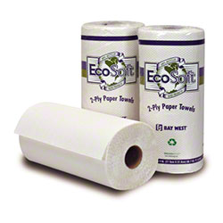 WausauPaper® EcoSoft™ Household Roll Towel - 90 ct.