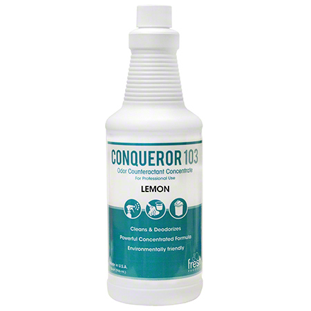 Fresh Conqueror 103 - Quart, Lemon