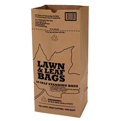 Duro Tri-Fold Retail Display Lawn & Leaf Bag