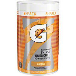 Gatorade® Thirst Quencher Powder Canister - Orange