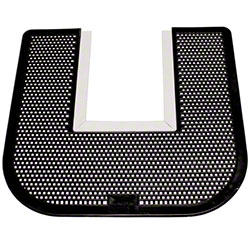 Impact® Commode Mat - Black/Fresh Blast