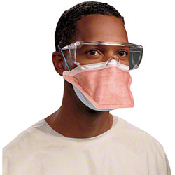Kimberly-Clark® N95 Orange Respirator & Surgical Mask -Reg