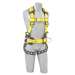 Vest,lrg Cnstrctn,harness