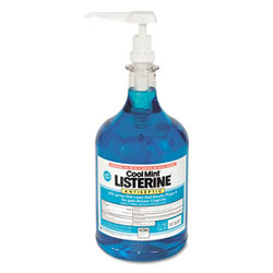 Listerine Cool Mint Mouthwash, Gal.
