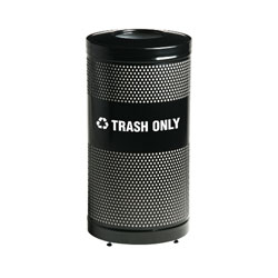 """""trash Only"""" Decals"