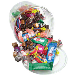 Office Snax Soft & Chewy Mix Candy - 2 lb. Tub