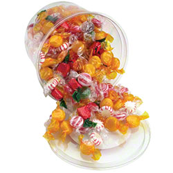 Office Snax Fancy Mix Candy - 2 lb. Tub