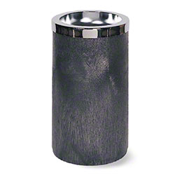 Rubbermaid® Classic Smoking Urn w/Metal Ashtray Top