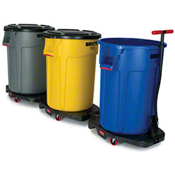 Rubbermaid® BRUTE® 44 Gallon Utility Containers & Lids