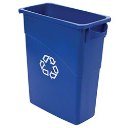 Rubbermaid® Slim Jim® Recycling Container - 15 7/8 Gal.